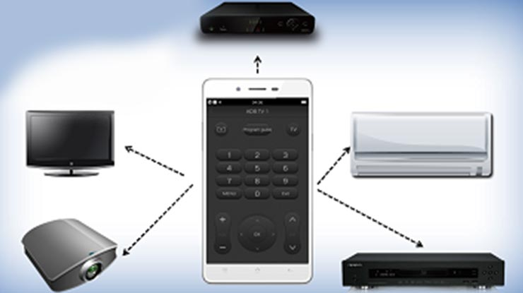 Cara Menjadikan HP Sebagai Remote TV Tanpa Aplikasi