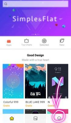 Cara Merubah Tampilan Menu Xiaomi ke standar