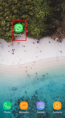 Menghapus Akun WhatsApp Android Permanen