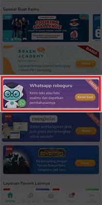 Roboguru WhatsApp