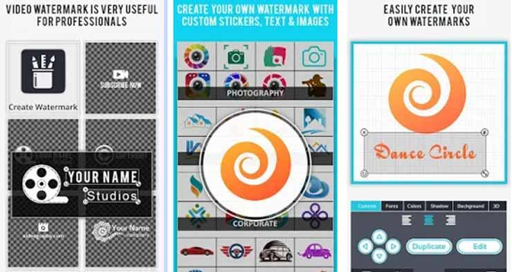 Video Watermark Create Add Watermark on Videos