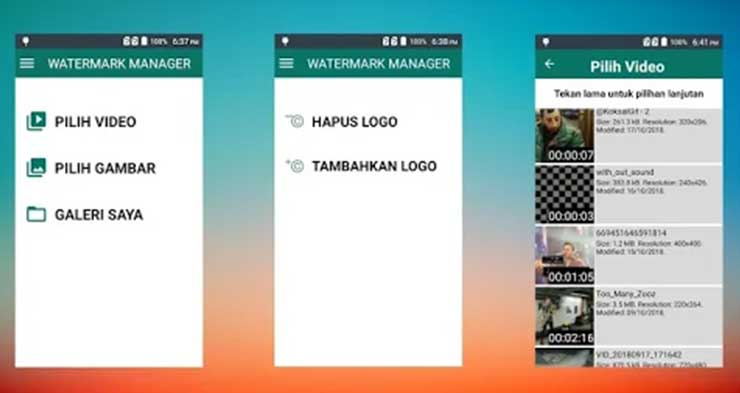 Watermark Manager
